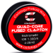 Coilology QuadCore Fused Clapton wire Ni80 1.3ohm