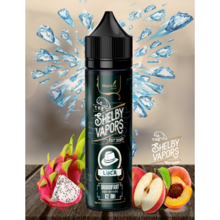 Shelby Vapors LUCA 60ml by Omerta
