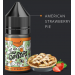 5SENSES AMERICAN STRAWBERRY PIE 10->30ML