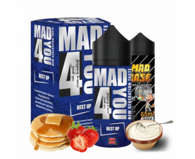 MAD JUICE - Best Up S&V 120ml