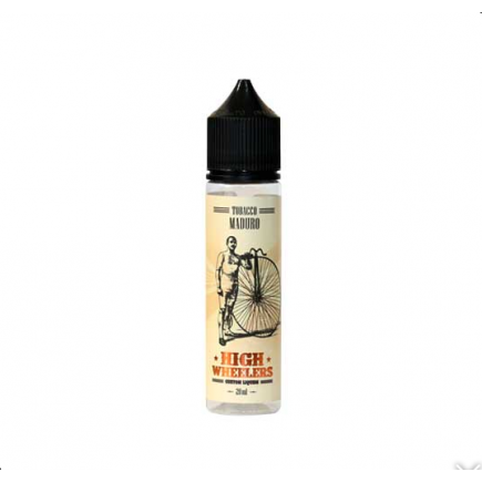 High Wheelers - Tobacco Maduro S&V 60ml