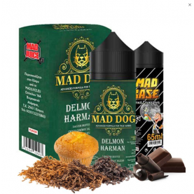 MAD JUICE - DELMON HARMAN S&V 120ml