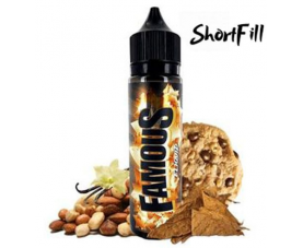 Eliquid France ShortFill - Famous 50ml (70ml)