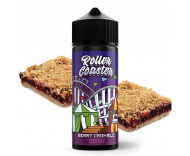 Roller Coaster - Berry Crumble 120ml