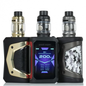 GeekVape Aegis X kit Zeus tank 2ml