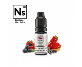 Element - Strawberry Whip 10ml/20mg