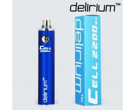 Delirium Cell eGo 2200mAh