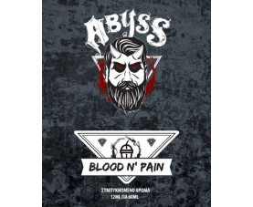 BLOOD N PAIN 60ML ABYSS MIX N VAPE (SMOOTHIE ΜΕ ΦΡΑΟΥΛΕΣ ΚΑΙ ΜΠΑΝΑΝΕΣ) BY PARAGON