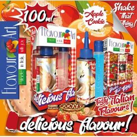 Flavour Art Apple Cookie