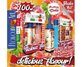 Flavour Art Strawberry Cookie