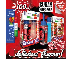 Flavour Art - Cuban Supreme S&V 50/100ml