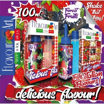 Flavour Art Forest Fruits
