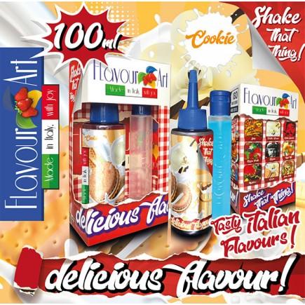 Flavour Art Cookie