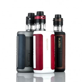 Aspire Speeder with Revvo kit