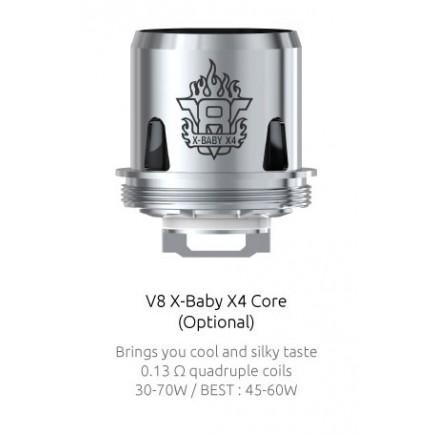 SMOK TFV8 X-BABY X4 Coil