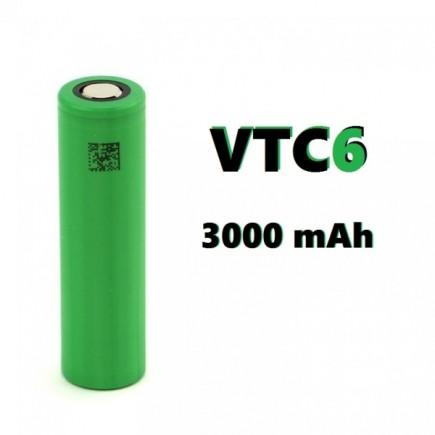 SONY VTC6 18650 3000mAh 3.7V 30A