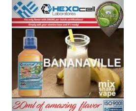 Natura - Bananaville (Mix Shake Vape)