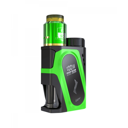 Capo Squonker 100W by Ijoy (with Battery 20700)