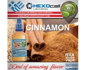 Natura - Cinnamon (Mix Shake Vape)