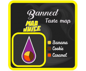 Mad Shake Banned 15ml / 100ml