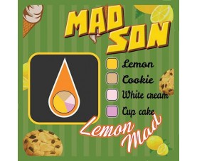 Mad Shake Lemon Mad 15ml / 100ml