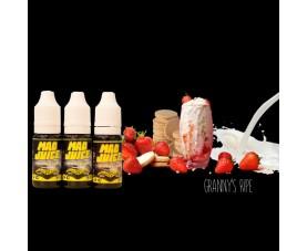 Mad Juice Granny's Ripe 3*10ml
