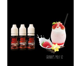 Mad Juice Granny's Milk V2 3*10ml