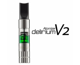 Delirium Swiss & Slim V2 Clearomizer