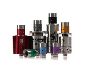 510 Stainless Steel and Aluminum Drip Tip Type B