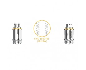 Aspire Pocket X coils