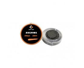 GeekVape Atomizer DIY SS316L Tape Wire (28GA) 10m