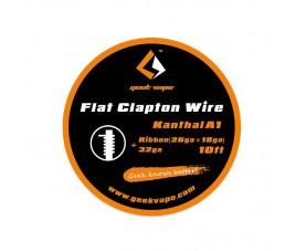 GeekVape Kanthal A1 Flat Clapton Wire 3m