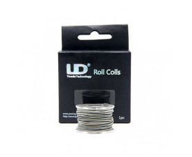 UD Atomizer DIY Roll Coil 10m (Kanthal A1 D=0.3mm 28AWG)