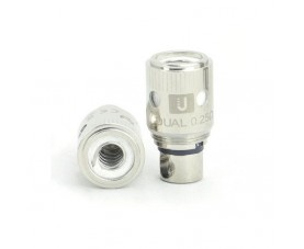 Uwell Crown SUS316 Dual Coil