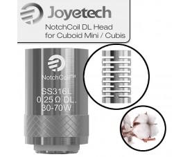 Joyetech NotchCoil DL Head For Cuboid Mini  Cubis 1pc