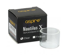 Aspire Nautilus X Replacement Pyrex Tank (Glass)
