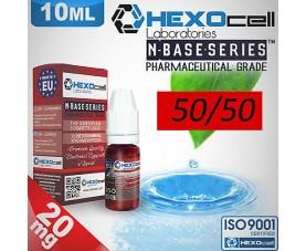 HEXOCELL nBASE 50/50 VG/PG 10ML
