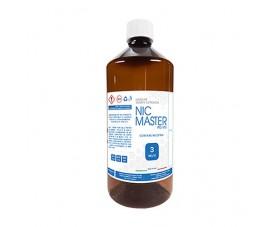 Nic Master 10W/40VG/50PG 3mg 1000 ml