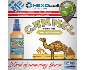 Natura - Cammel (Mix Shake Vape)