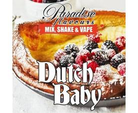 Paradise άρωμα Shake and Vape Dutch Baby 25ml (50ml)
