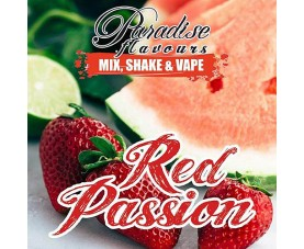 Paradise άρωμα Shake and Vape Red Passion 25ml (50ml)