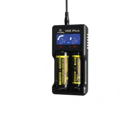 XTAR Charger MASTER VC2 Plus