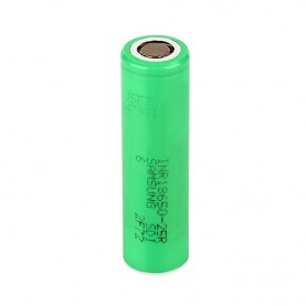 Samsung INR18650 25R High Drain Battery 2500mAh