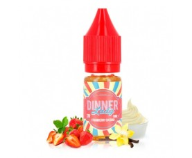 Strawberry Custard - Dinner Lady 10ml