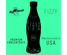 Big Mouth FIZZY – Peach Lemon Tea