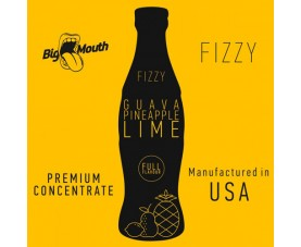 Big Mouth FIZZY – Guava, Pineapple, Lime