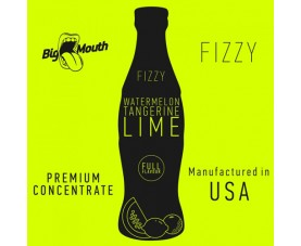 Big Mouth FIZZY – Watermelon Tangerine Lime