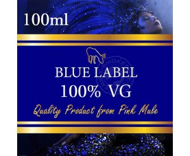 Pink Mule Blue Label