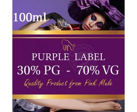 Pink Mule Purple Label
