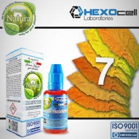 Natura E-liquid 7-foglie